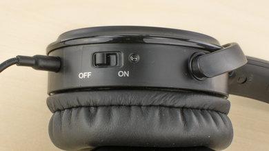 Audio-Technica ATH-ANC29  Controls Picture