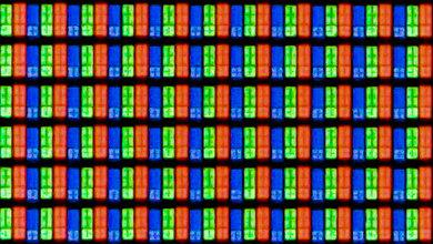 Samsung MU8000 Pixels Picture
