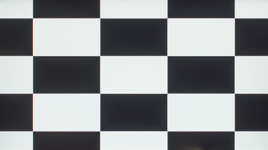 LG 32UL950 Checkerboard Picture