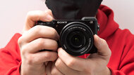 Sony α6100 Hand Grip Picture