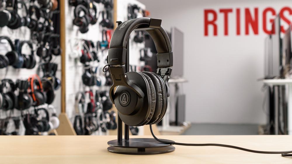 Audio-Technica ATH-M30x Design