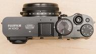 Fujifilm X100V Body Picture