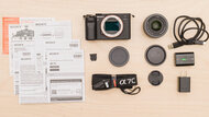 Sony α7C In The Box Picture