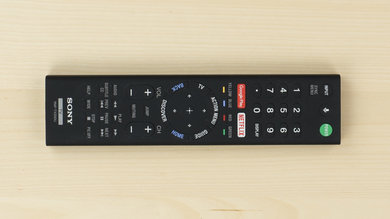 Sony X850D Remote Picture