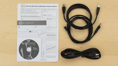 Dell U2717D In The Box picture