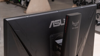 ASUS TUF Gaming VG259QM Build Quality Picture