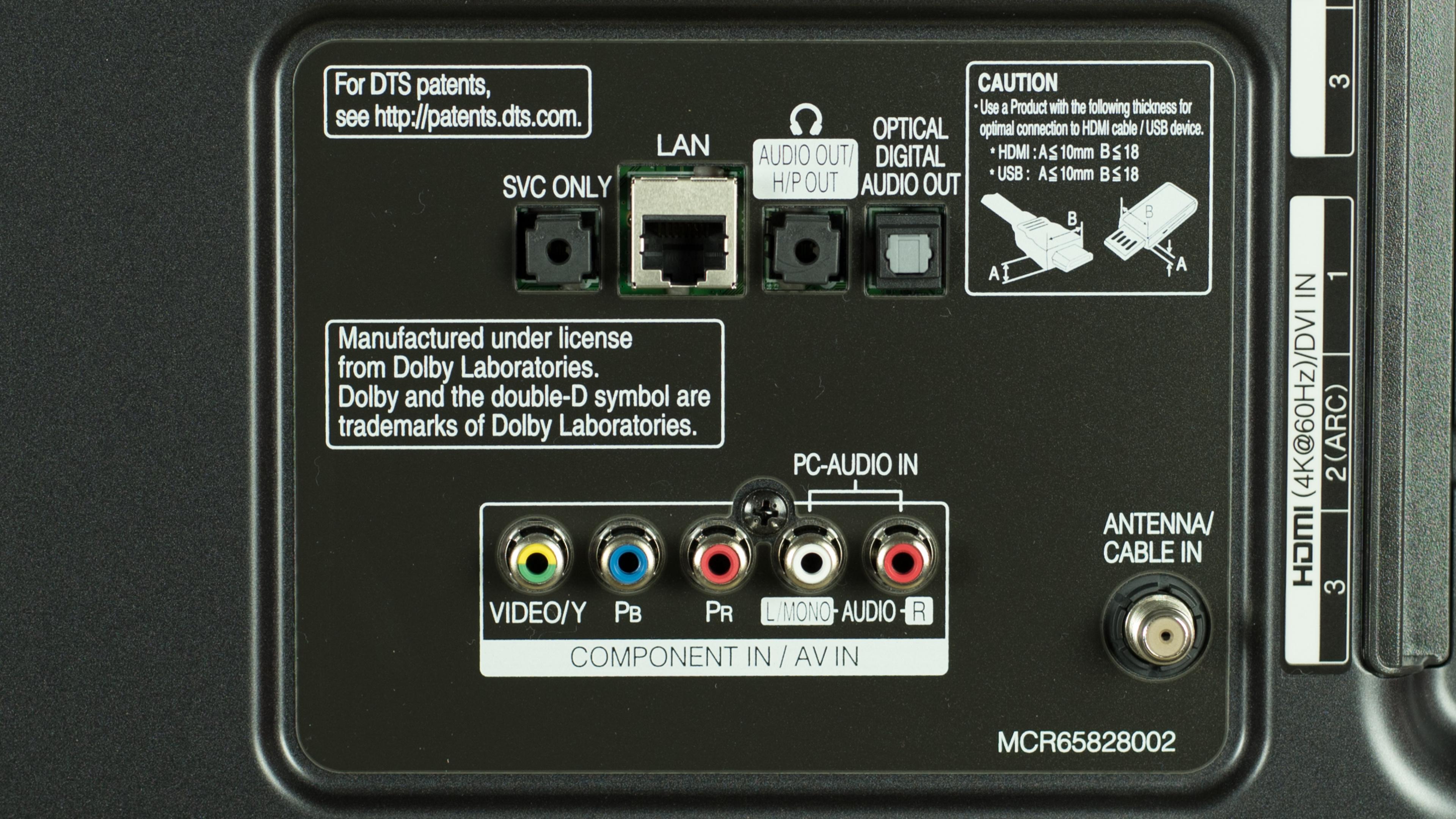Lg Uf8500 Review 60uf8500 65uf8500 Rtings Com