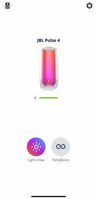 JBL Pulse 4 App Picture