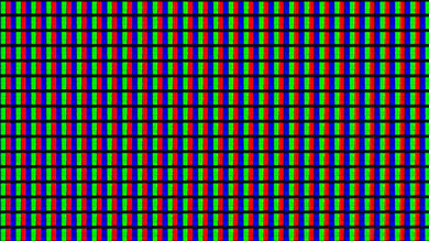 Samsung KU7000 Pixels