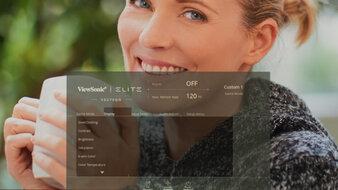 ViewSonic Elite XG270QG OSD Picture