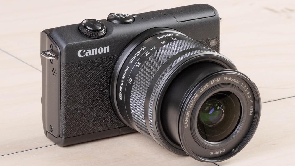 Canon EOS M200 Picture