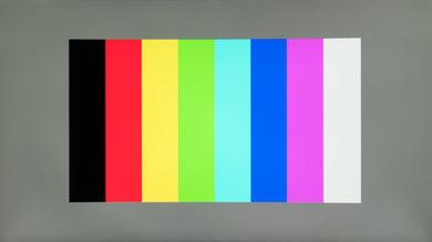 MSI Optix G27C Color bleed vertical