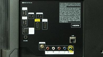 Samsung H5203 Rear Inputs
