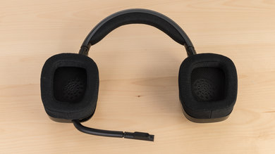 Logitech G533 Wireless Gaming Headset Comfort Picture