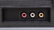 Hisense H6510G Rear Inputs Picture