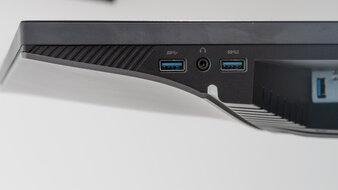 Dell S2721DGF Inputs 2