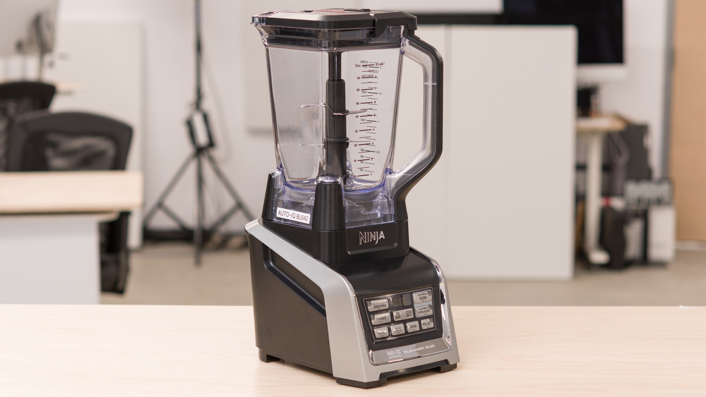 Ninja Blender Duo with Auto-iQ BL642 Picture