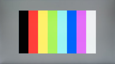 LG 27UD68P-B Color bleed vertical