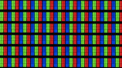 Samsung MU6300 Pixels Picture