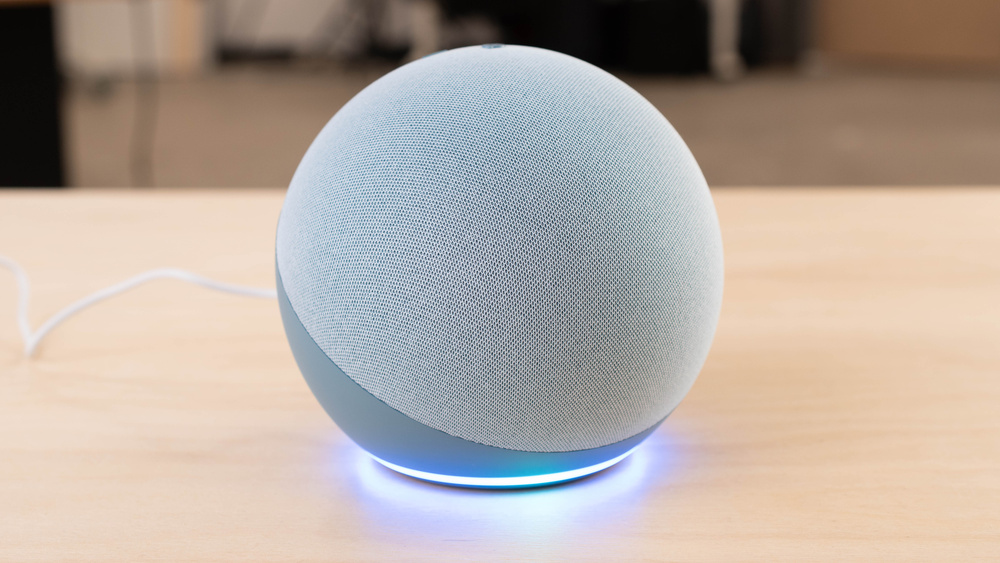 Amazon Echo Gen 4 Picture