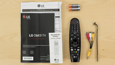 LG B7/B7A OLED In The Box Picture
