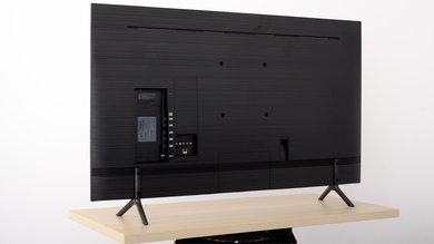 Samsung RU7100 Back Picture