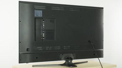 Samsung MU6300 Back Picture