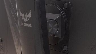 ASUS TUF Gaming VG258QM Ergonomics Picture