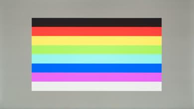 Acer G257HU Color bleed horizontal
