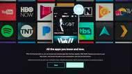 Vizio P Series 2018 Apps Picture