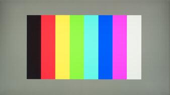 HP OMEN 27i Color Bleed Vertical