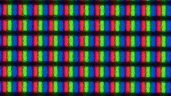 LG 27GN880-B Pixels
