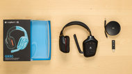 Logitech G930 Wireless Gaming Headset In the box Picture