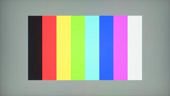 ASUS ROG Strix XG279Q Color Bleed Vertical