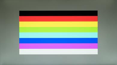 ASUS VG245H Color bleed horizontal