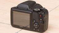 Canon PowerShot SX540 HS Build Quality Picture