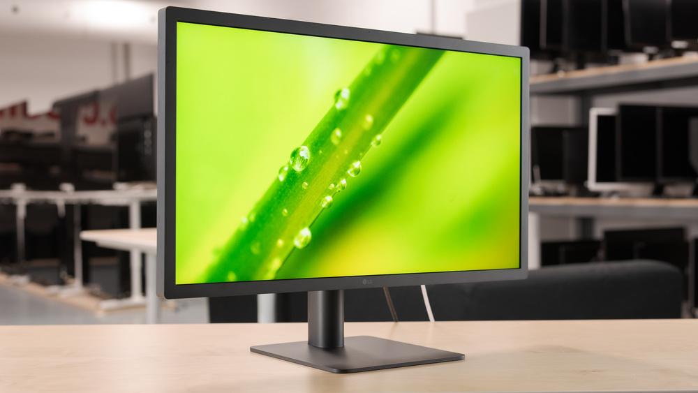 LG UltraFine 4k Picture