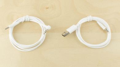 JBL E50BT Cable Picture