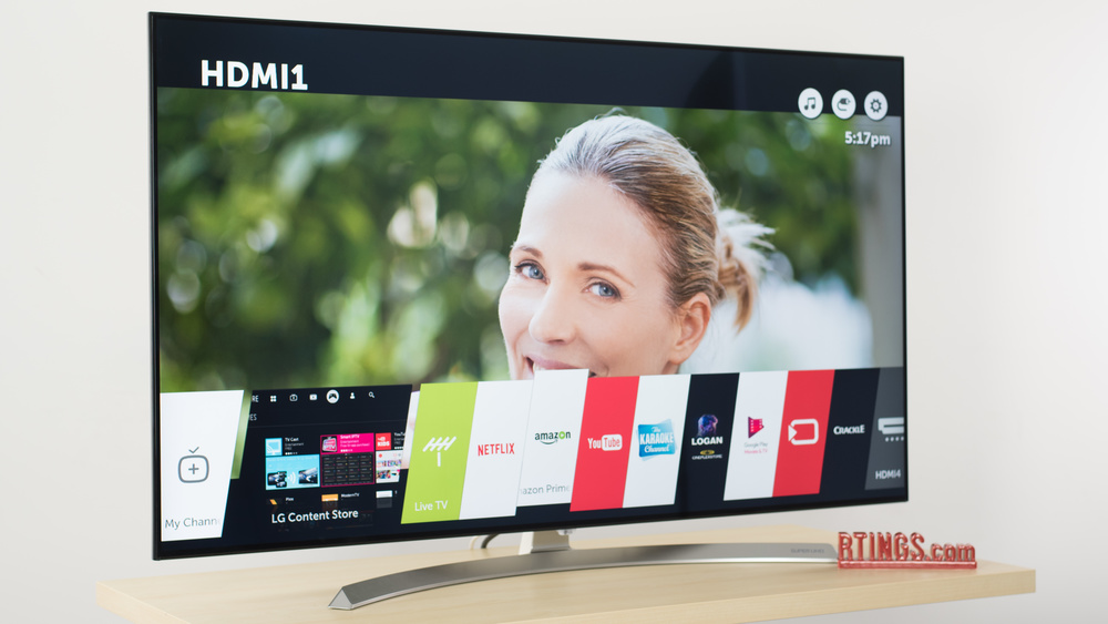 LG SJ8500 Picture