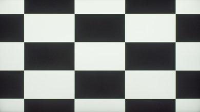 Samsung RU7100 Checkerboard Picture