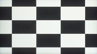 Samsung Q60/Q60R QLED Checkerboard Picture