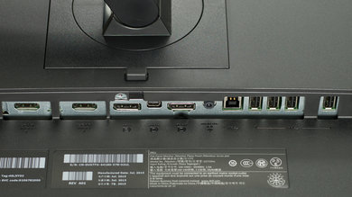 Dell U2715H Inputs 1