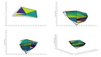 MSI Oculux NXG253R Adobe RGB Color Volume ITP Picture