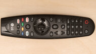 LG CX OLED Remote Picture