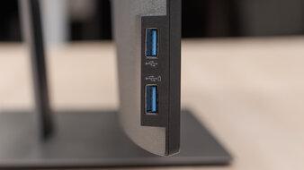 Dell UltraSharp U2721DE Inputs 2