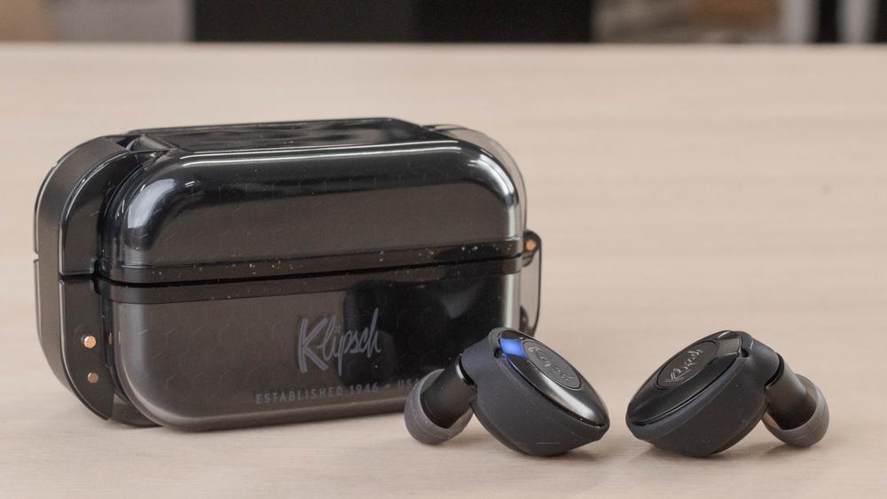 Klipsch T5 II True Wireless Sport Picture