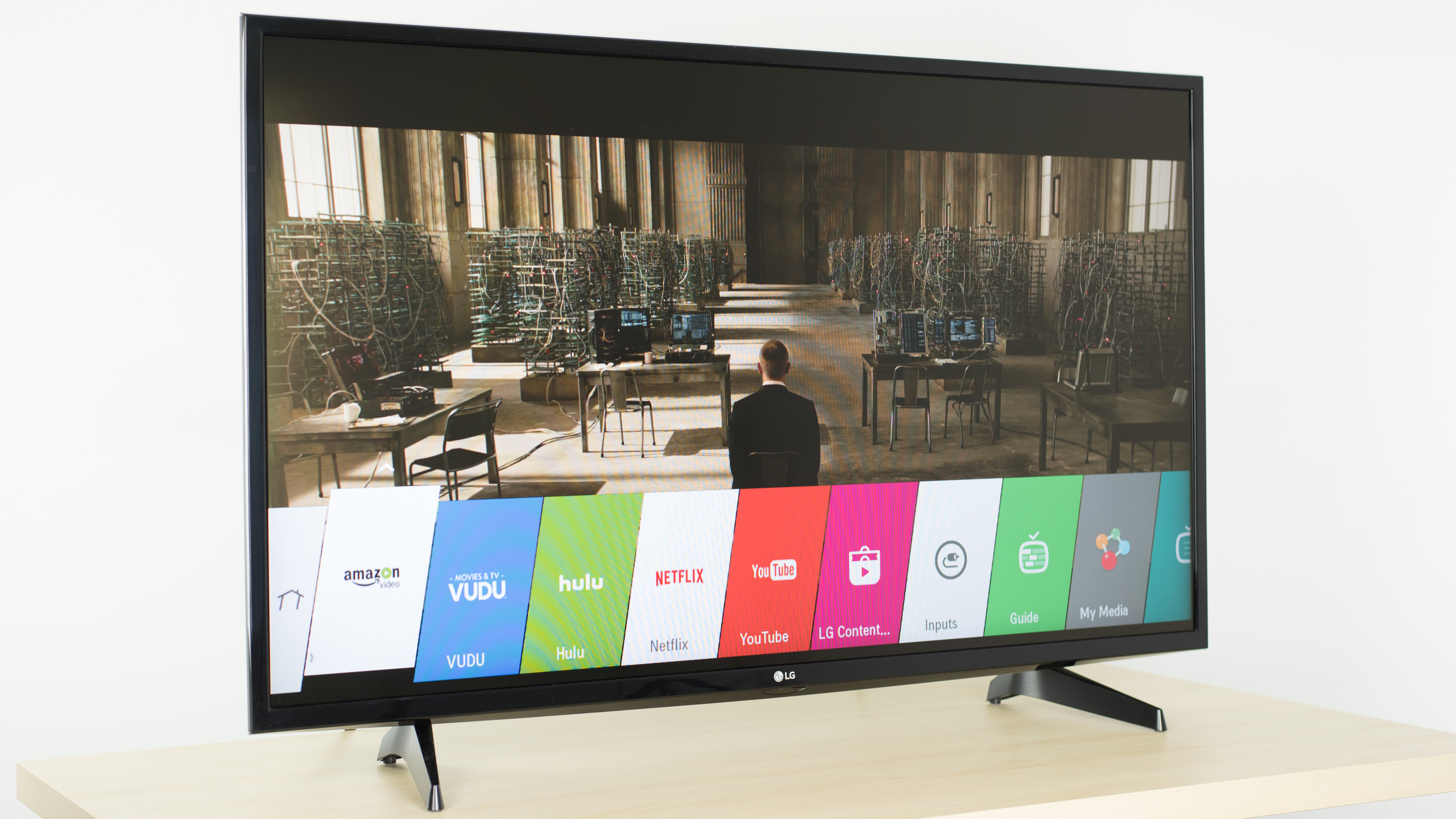 Lg Lh5700 Review 43lh5700 49lh5700  # Meuble D Angle Tv Design