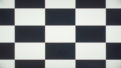 Sony X800G Checkerboard Picture