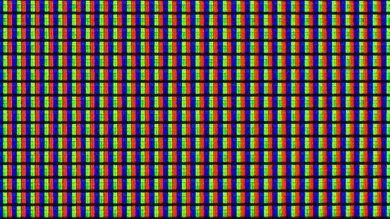 Samsung JU6700 Pixels Picture