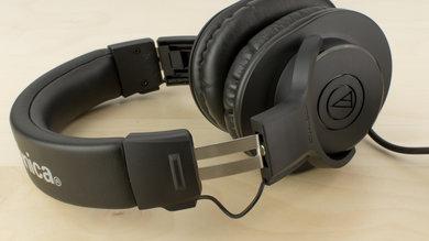 Audio-Technica ATH-M20x Build Quality Picture